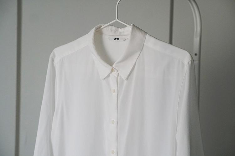 白色襯衫推薦