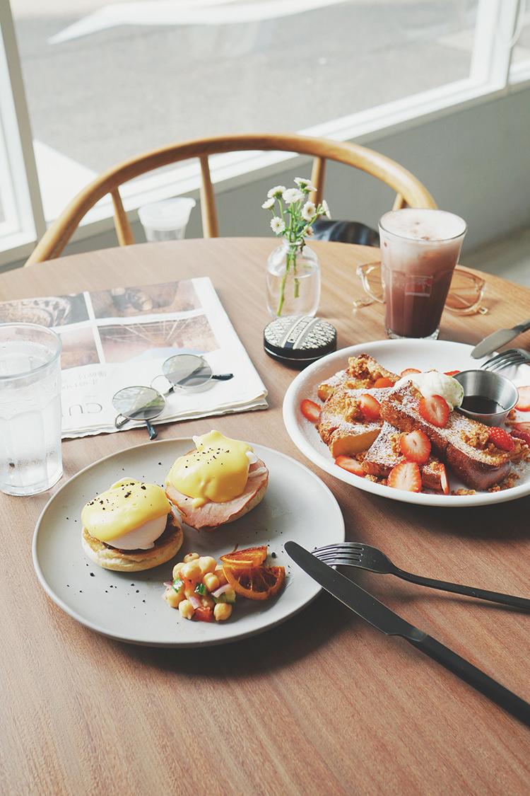 不然早午餐 Brun Brunch 法式吐司|台北大安區IG熱門咖啡店