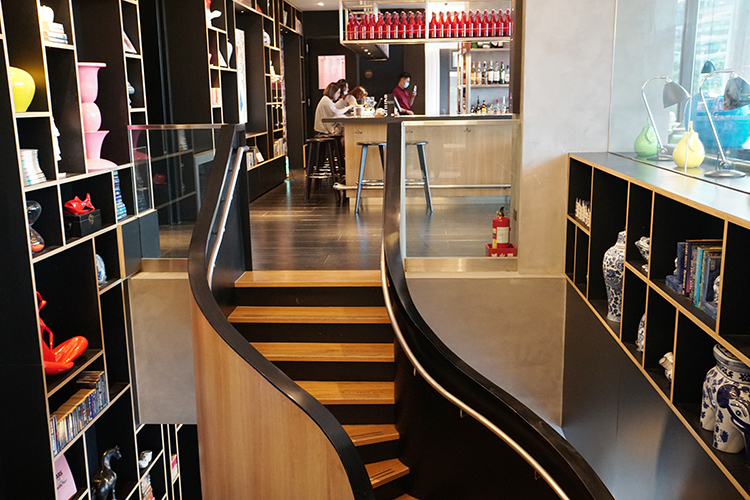 台北北門世民酒店開箱|CitizenM Taipei North Gate📍