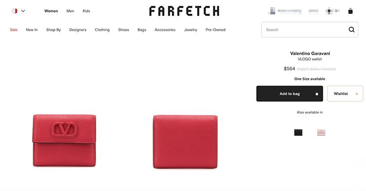 Farfetch 七夕限時折扣碼|10款名牌皮夾入門推薦