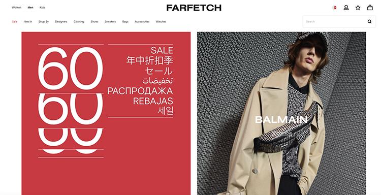 Farfetch年中折扣 低至四折|折扣單品推薦心得