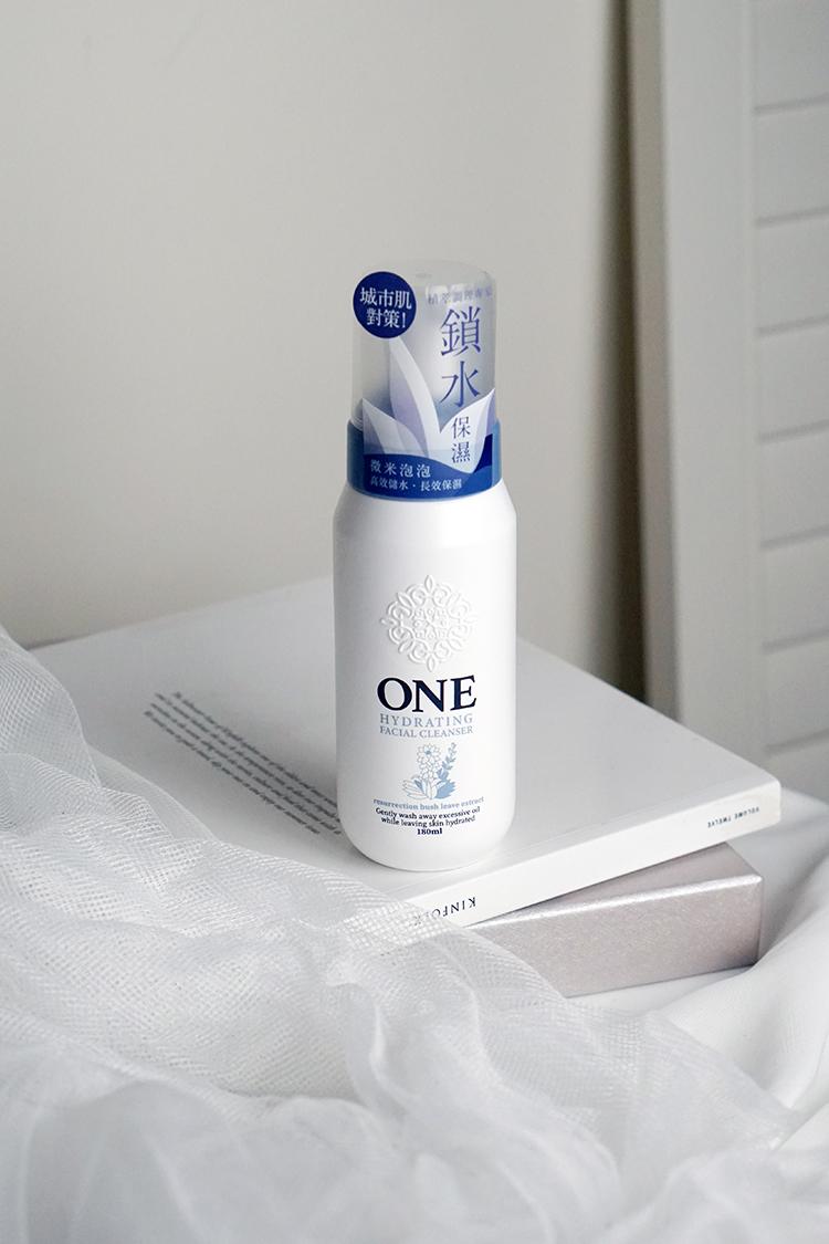 ONE 植萃保養專家 洗臉就靠全面淨化洗顏慕斯(IG抽獎)