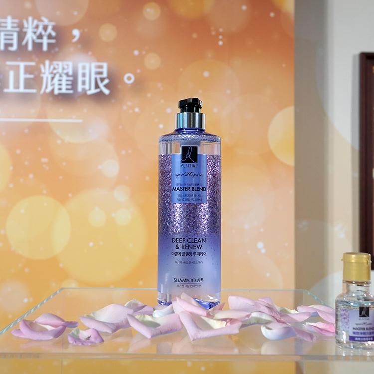 ELASTINE伊絲婷|韓國香水洗髮精20週年全新大師系列(抽獎)