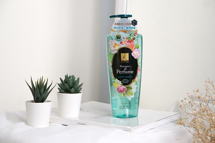 Elastine 韓國香水洗髮精|花園系髮香實驗室 島嶼花園/花樣莓果(抽獎)