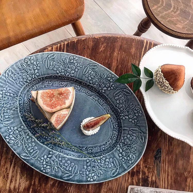 Cypress & Chestnut 無花果蛋糕