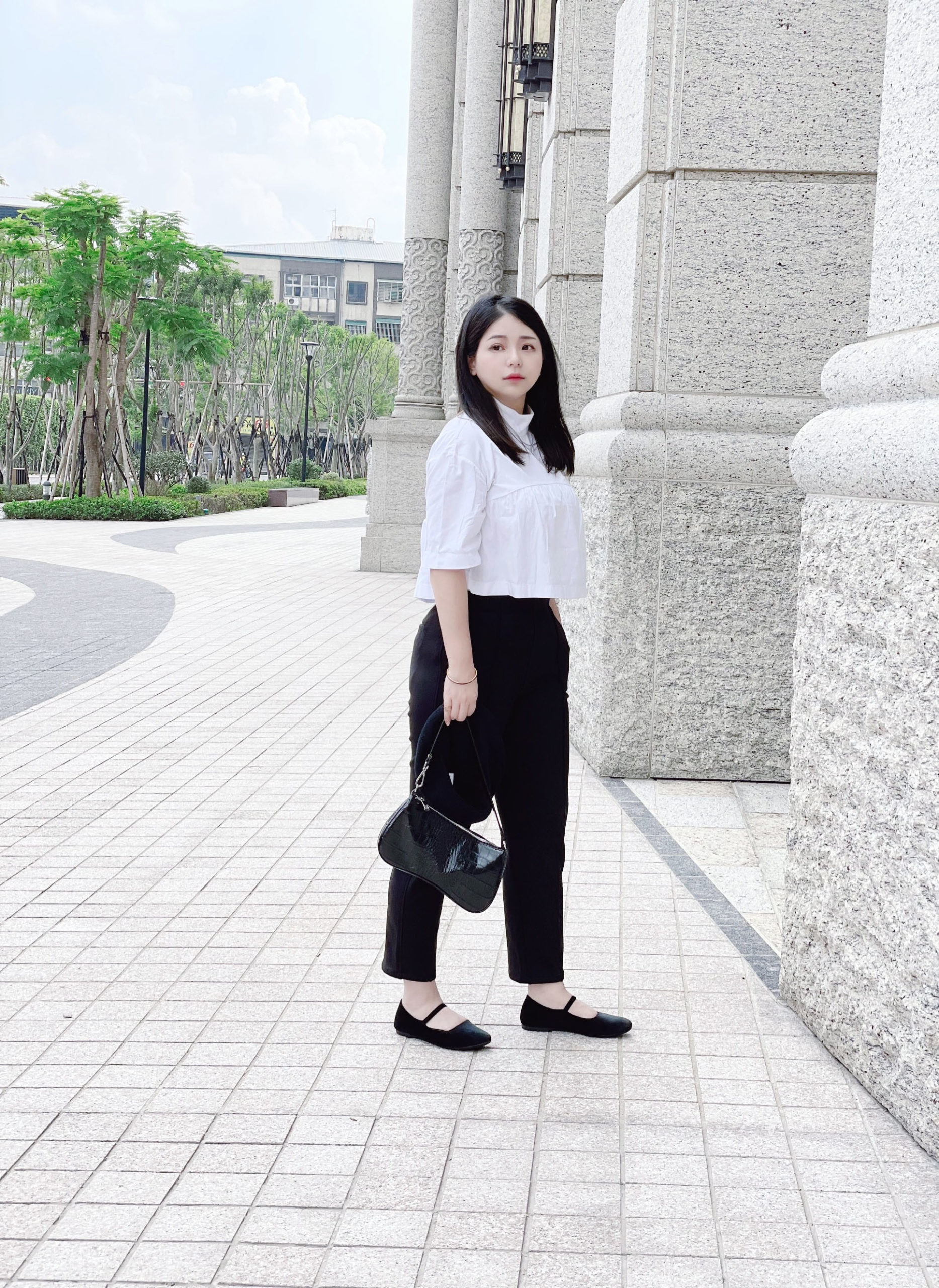 EVERLANE the dream pant review