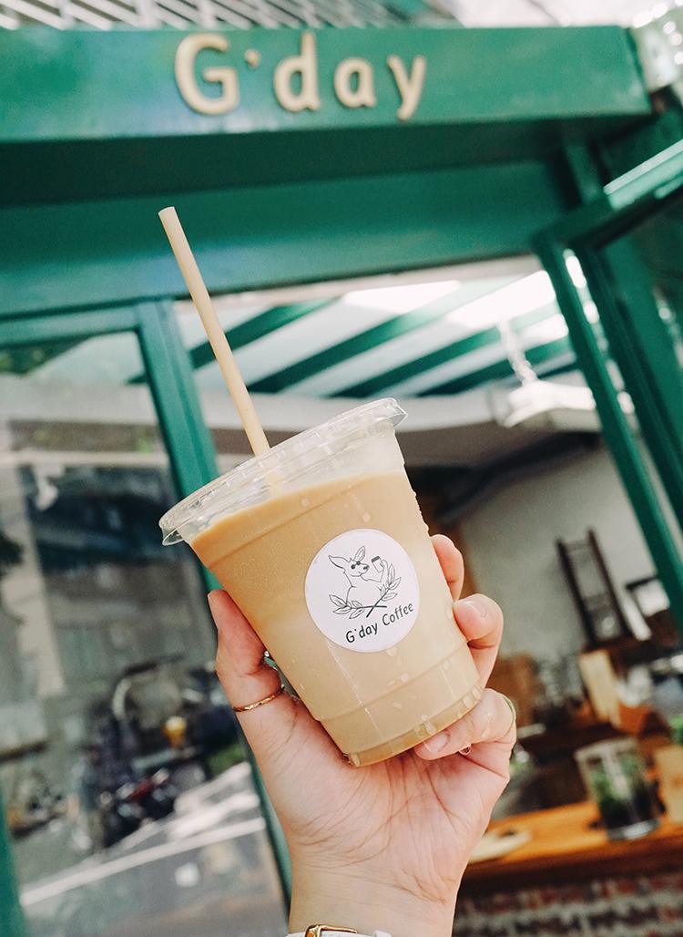 G'day Coffee|台北東區熱門打卡咖啡店