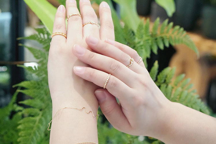 Grastyle Jewelry 典雅華麗輕珠寶、對戒婚戒|小資族入門首選
