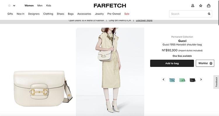 2020 精品包推薦|Farfetch 熱門推薦品牌