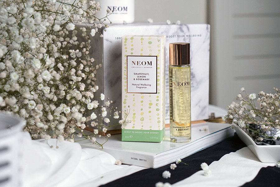 NEOM舒緩恬睡極致美肌香氛蠟燭|全新香水系列 Nature Perfume