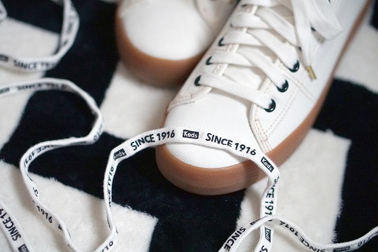 Keds 1916 小白鞋