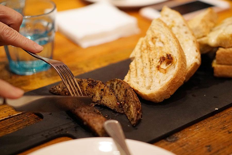 Miacucina早午餐 內湖美食推薦|完全無雷的義式蔬食餐廳