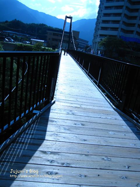 日本旅遊 鬼怒川溫泉飯店-鬼怒楯岩大吊橋 @Jujuxii's Blog