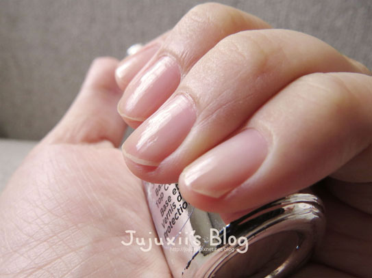 ::指甲::Sally Hansen-Base & Top Coat Diamond Shine♥♥無敵愛的兩用亮甲油 @Jujuxii's Blog