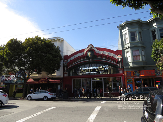 Haight and Ashbury Streets 14