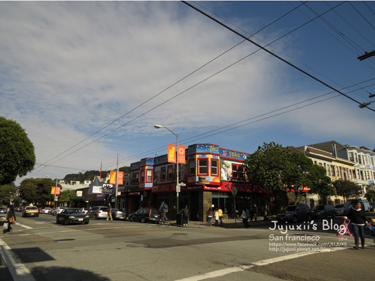 Haight and Ashbury Streets 17
