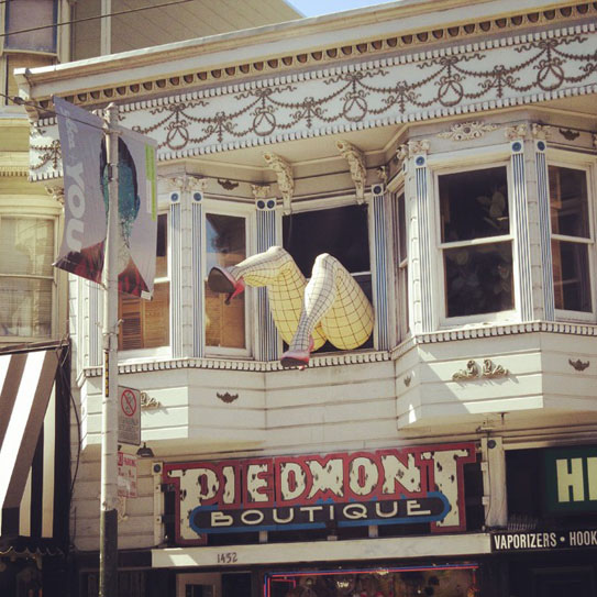Haight and Ashbury Streets 38