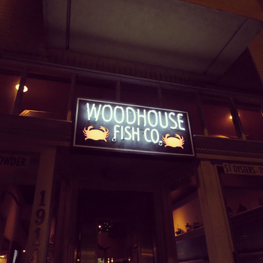 WOODHOUSE FISH CO.19