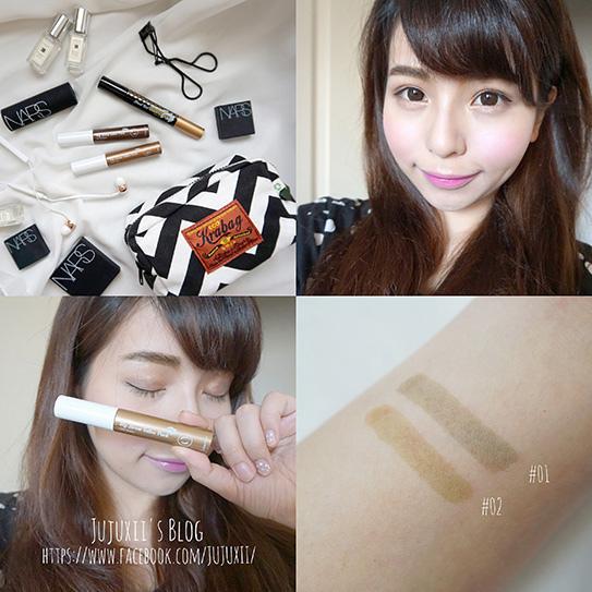 ::彩妝::韓國 Berrisom~魅彩兩用染眉刷筆 & 不掉色刺青染眉膠 小三美日可以買的到喔!!(文末小禮物) @Jujuxii's Blog