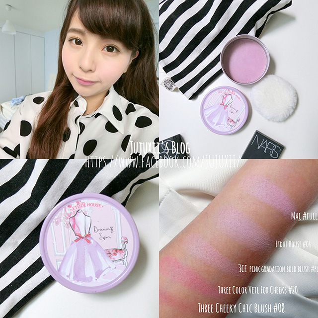 ETUDE HOUSE Purple Blush02.jpg