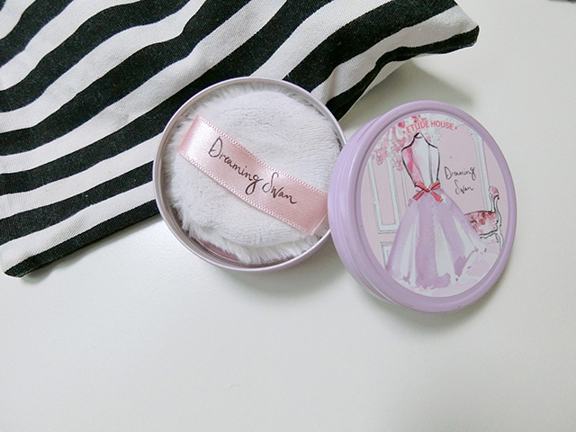 ETUDE HOUSE Purple Blush06.JPG