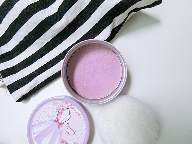 ETUDE HOUSE Purple Blush11.JPG