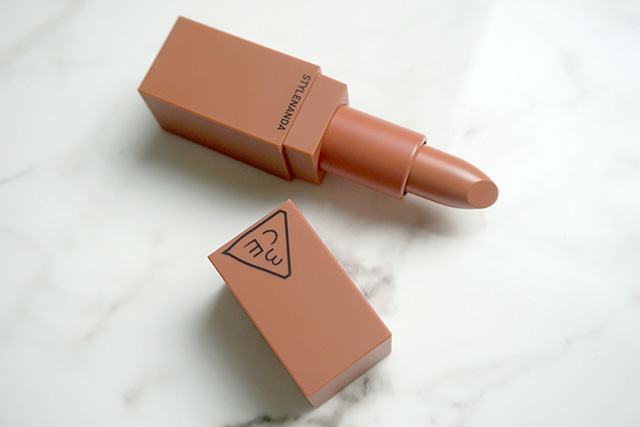 3CE MOOD RECIPE MATTE LIP COLOR 秋季霧面唇膏#114 09.JPG