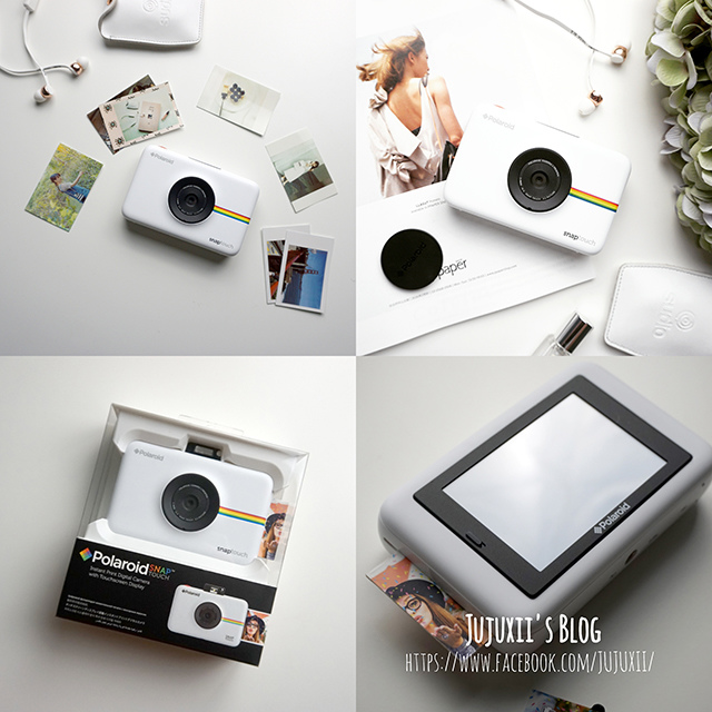 Polaroid Snap Touch 拍立得相印機 00.jpg