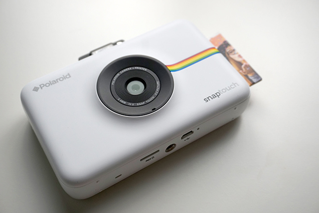 Polaroid Snap Touch 拍立得相印機 08.JPG