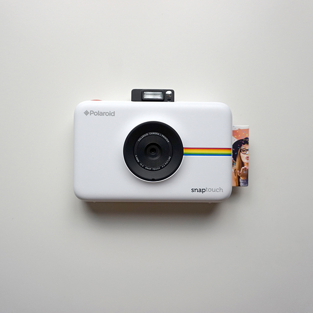 Polaroid Snap Touch 拍立得相印機 17.JPG
