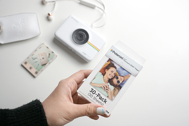 Polaroid Snap Touch 拍立得相印機 15.JPG