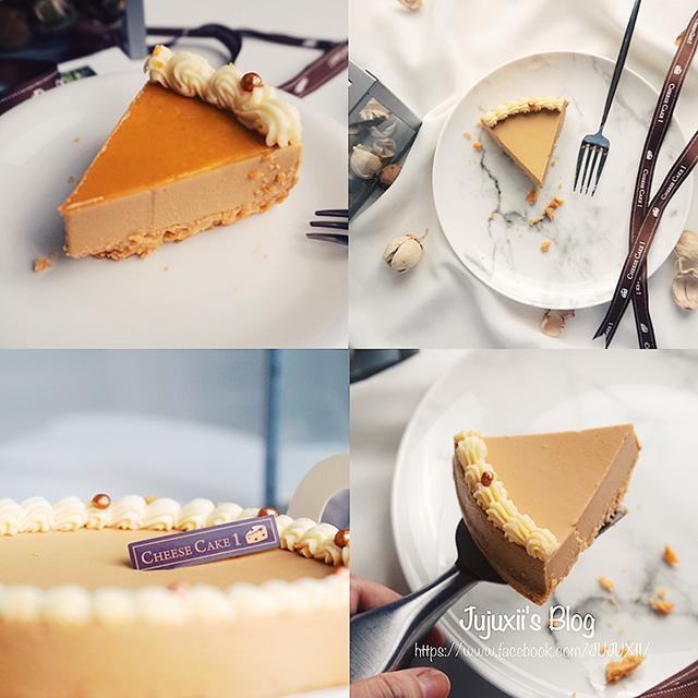 CheeseCake1 超濃郁的焦糖起司蛋糕 Slutty Carame @Jujuxii's Blog