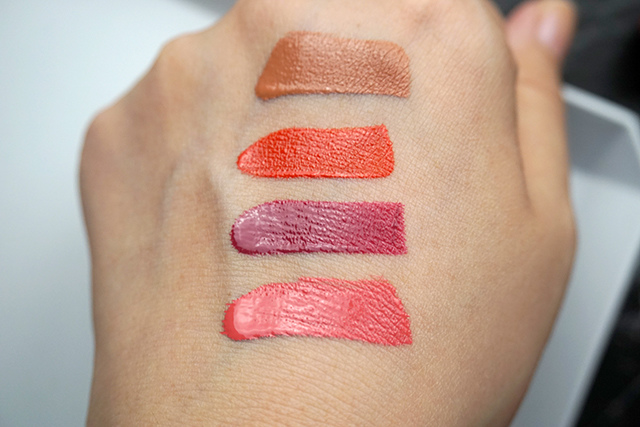 NARS特霧唇誘 試色心得分享 Powermatte Lip Pigments08.JPG
