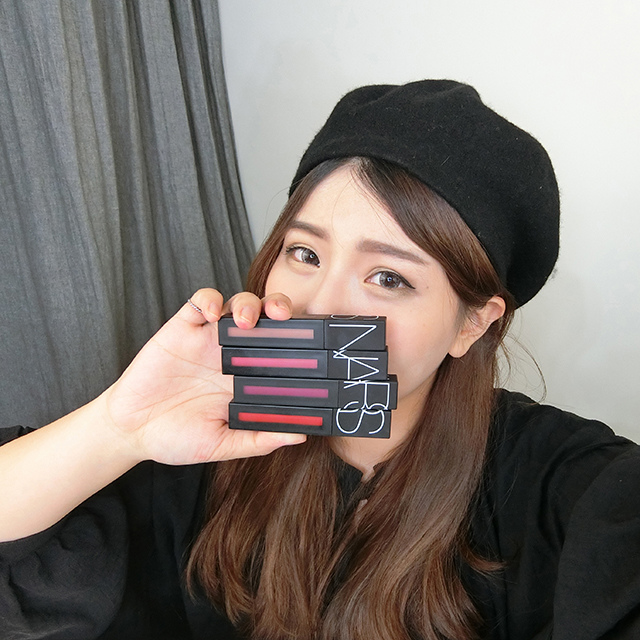 NARS特霧唇誘 試色心得分享 Powermatte Lip Pigments24.JPG