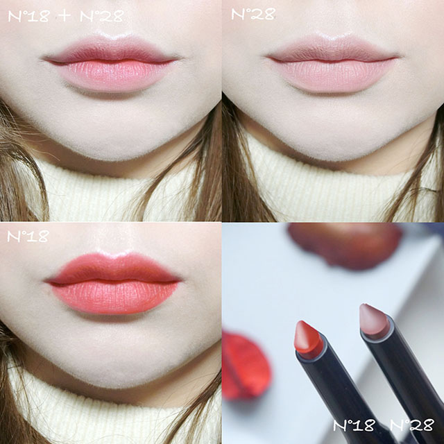 NARS .innisfree .By Terry .Pony Effect近期彩妝 唇彩紀錄15-1.jpg