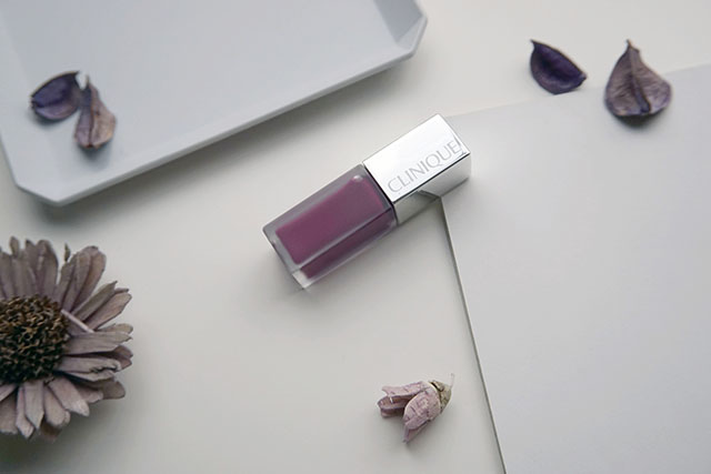 倩碧紐約普普絲絨唇釉CLINIQUE pop liquid matte lip colour 唇彩04.JPG