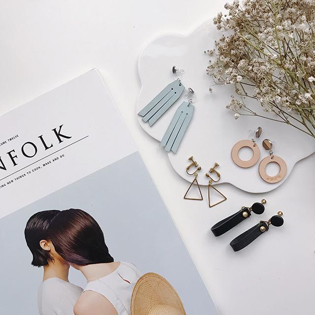 耳環品牌推薦 如是著物Rosastudio @Jujuxii's Blog