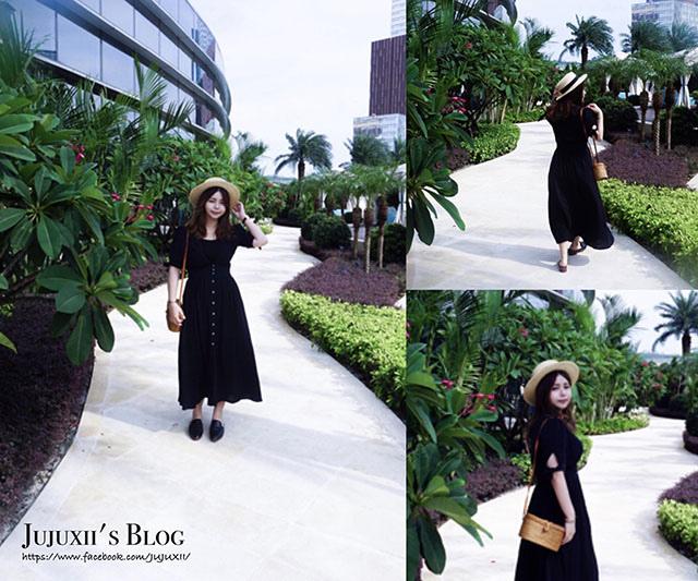 Free People 法式復古洋裝穿搭分享♥ @Jujuxii's Blog